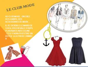 Capture club mode