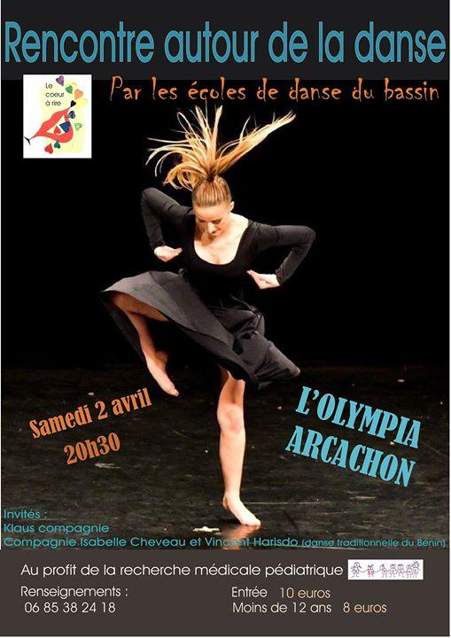Rencontres essonne danse 2016